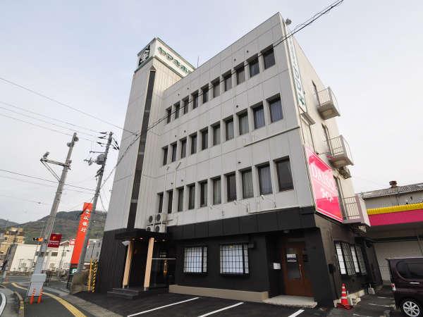 ビジネスホテル ヤマキ