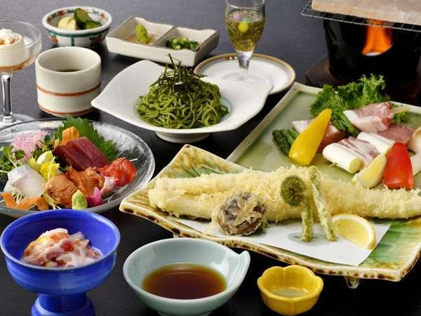 4500円和食コース(イメージ)