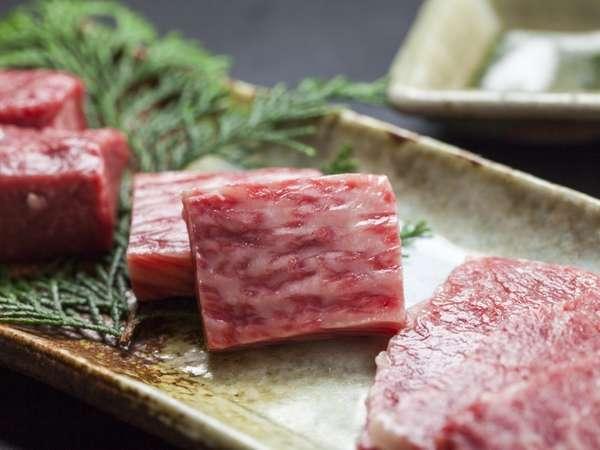 とろける美味しさ♪萩ブランド牛「長萩和牛」×萩名物「甘鯛」を堪能☆