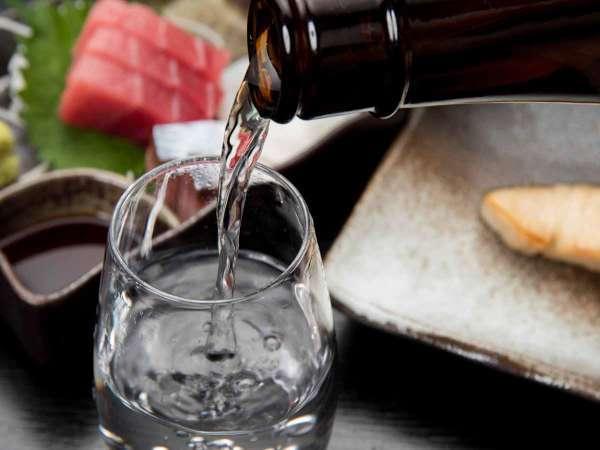 *【日本酒 一例】米どころ山形の酒らしい綺麗な酒質を当館自慢の料理でお楽しみ下さい。