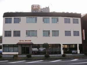 萩 ホテルオレンジの外観