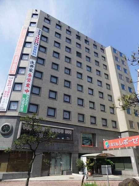 ホテルレポーゼ岡山(KOSCOINNグループ)