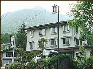 山荘 湯乃里の外観