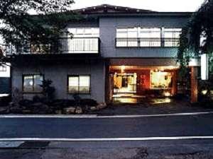 旅館仙秋の外観