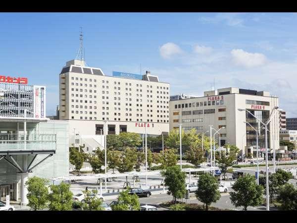 アートホテル新潟駅前(旧:ホテルラングウッド新潟)