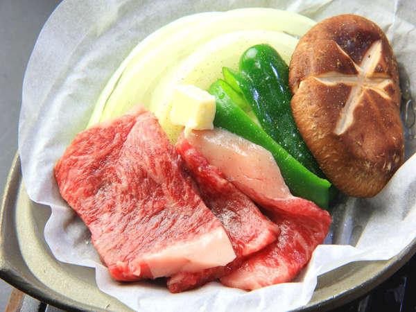 お料理一例 お肉料理