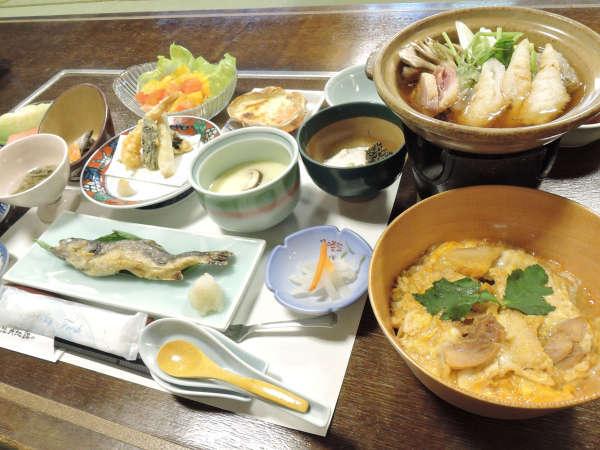 ≪1泊2食付≫比内地鶏にきりたんぽ・・秋田の魅力たっぷり!グルメ+温泉満喫のスタンダードプラン