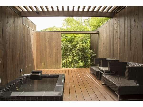 温泉露天風呂付き客室 コンフォートツインタイプR
