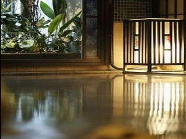 男女別天然温泉大浴場茶月の湯 写真提供:じゃらんnet