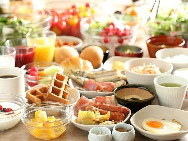 朝食イメージ 写真提供:じゃらんnet