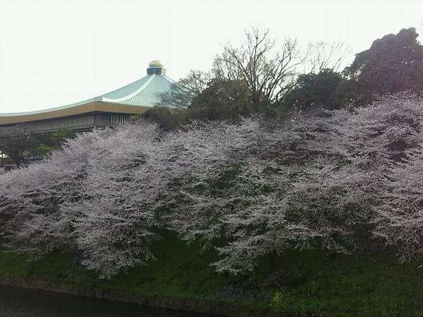 【4月限定】出張や東京観光deお得に泊まろ!九段下駅〜徒歩2分朝食付