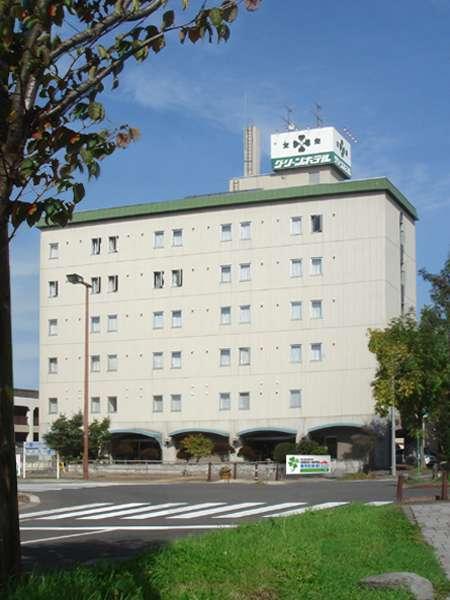 室蘭グリーンホテルの外観