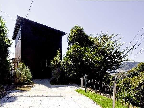 CLIFF HOUSEの外観