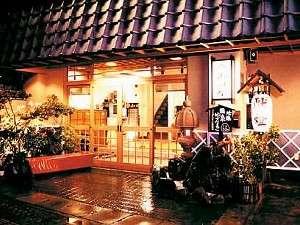 くつろぎの宿 旅館山田屋の外観