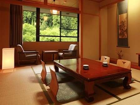 客室 純和風和室
