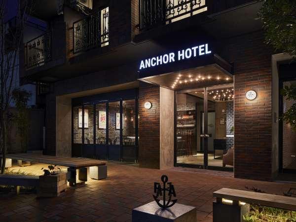 ANCHOR HOTEL2018年12月オープン