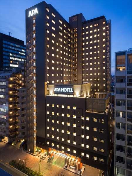 アパホテル&リゾート<西新宿五丁目駅タワー>
