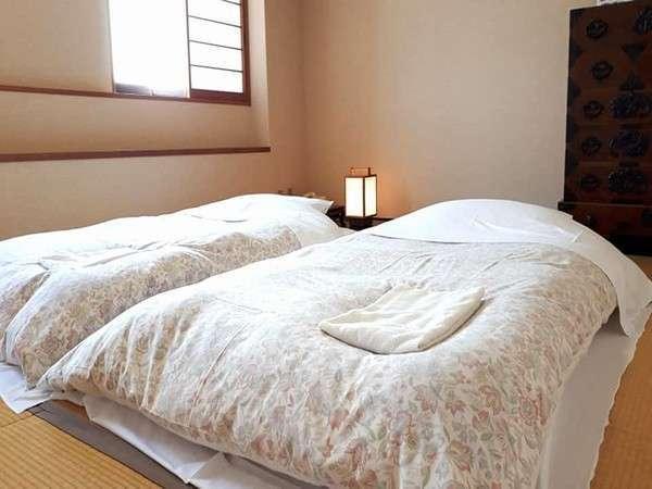 スペシャルルーム和室/57㎡/禁煙室/最大4名様までご宿泊できます