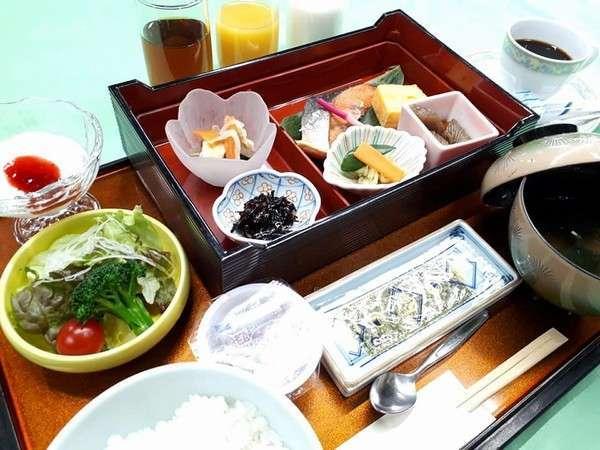 【朝食】和食お膳料理