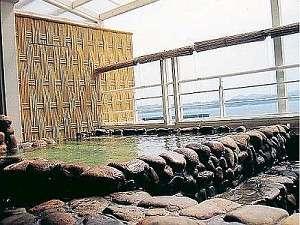 田辺湾を一望できる貸切露天風呂温泉で旅の疲れもスッキリ☆