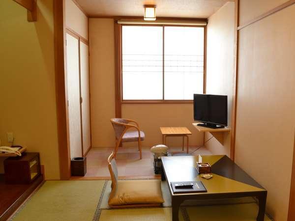 【和室6畳】スタンダード宿泊プラン【朝夕2食付】