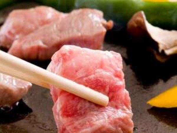 【プラングレードアップ】通常宿泊料金で人気別注料理「和牛陶板焼き」付き〜