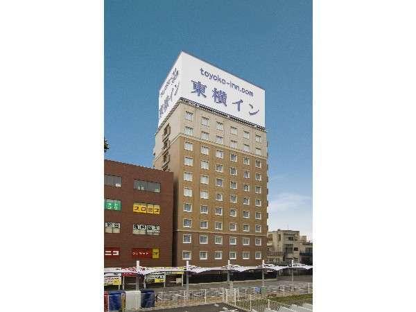 東横イン静岡藤枝駅北口の外観