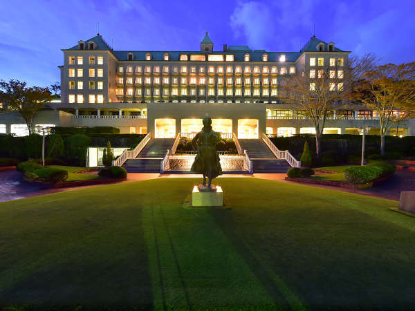 静岡カントリー浜岡コース&ホテルの外観