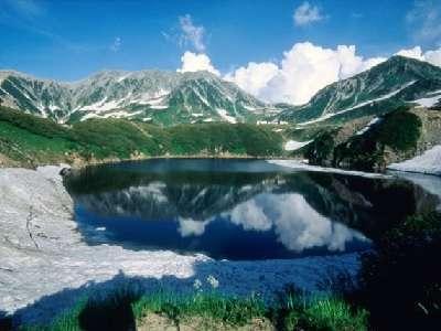 絶景の写真スポット♪みくりが池