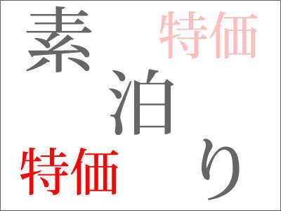 【BEST RATE】【素泊まり】☆スタンダードプラン☆大型駐車場無料、VOD無料