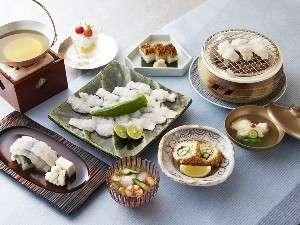 日本料理「あわみ」鱧料理(イメージ)