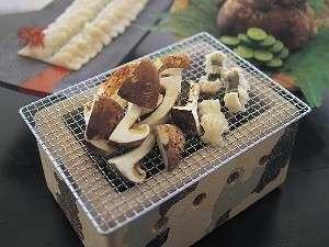 日本料理「あわみ」松茸会席(イメージ)