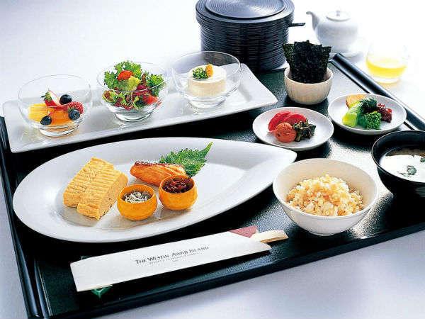 特製和朝食「恵みの朝」(イメージ)