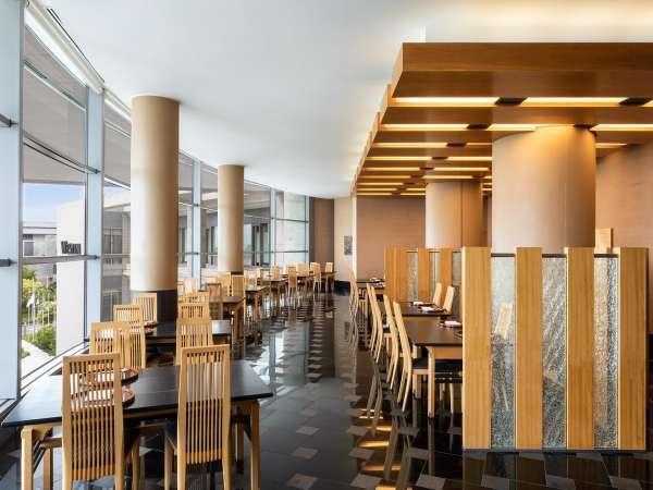 日本料理「あわみ」3階