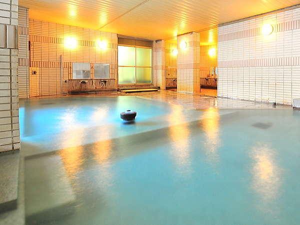 姉妹館 大東舘の温泉は「湯畑源泉100%かけ流し」 写真提供:じゃらんnet
