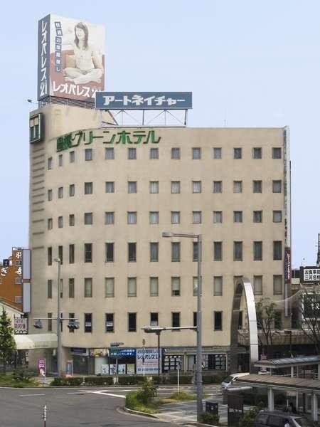 豊橋グリーンホテルの外観