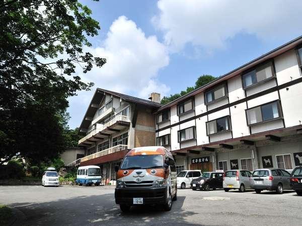 最上高湯 善七乃湯(旧大平ホテル)