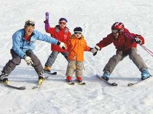 みんなで楽しくスキー&スノーボードにお出かけの方にもオススメ★