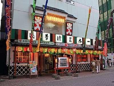 【東京観光シリーズ】「浅草演芸ホール」入場券付!下町を楽しむ寄席プラン