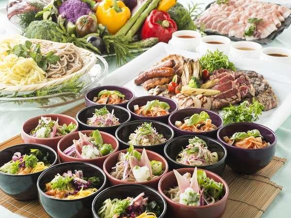 26F「武藏」夏のスタミナ肉祭りと冷やし麺フェアイメージ