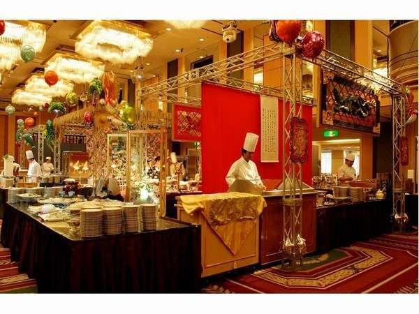 宴会場でのお正月限定イベント「新春中国料理バイキング」イメージ1