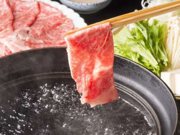 6F「歌留多」国産牛しゃぶしゃぶ食べ放題イメージ