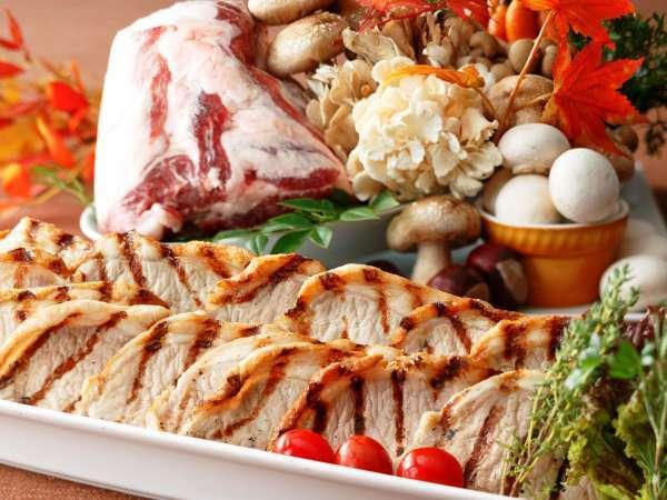 26階「武藏」秋の料理イメージ