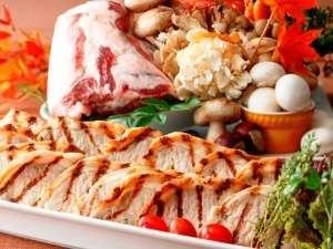 【1泊夕食でお得】大人気ブッフェレストラン武藏<9・10月は秋の味覚フェア>を開催