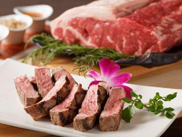 1・2月ディナー限定「味わい葡萄牛のグリル」イメージ