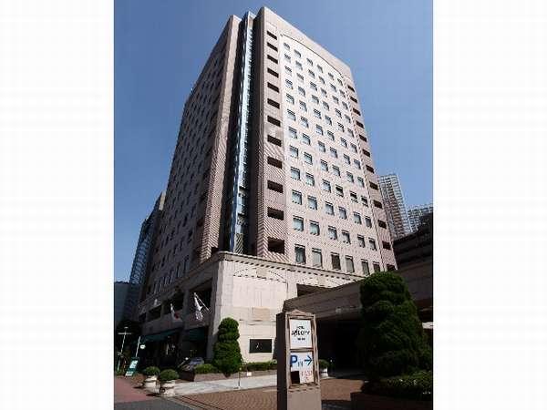 ホテルJALシティ田町東京の外観