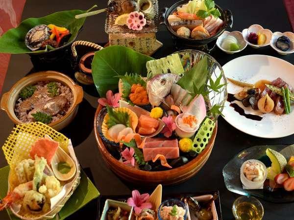 【わたらせ温泉30周年記念~プレミアムプラン~舞の膳】イメージ