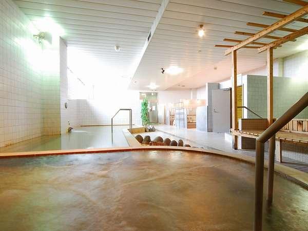 【基本プラン】ビジネスや観光に♪7種のお風呂と3種のサウナでリラックス♪■素泊まり
