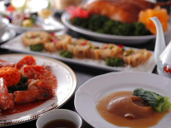 極上フカヒレ姿煮付き中国料理最上級コースを満喫プラン【じゃらん限定】