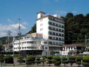 寿々波別館錦浦館の外観
